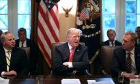 Trump Names Acting Interior Department Secretary as Permanent Secretary