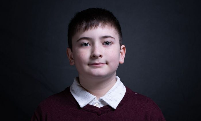 Joshua Trump, 11, has been bullied for sharing a last name with President Donald Trump, no relation. (White House)