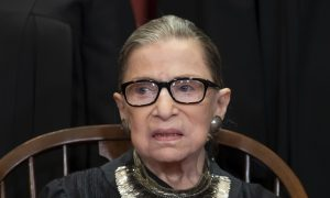 Supreme Court Justice Ruth Bader Ginsburg Undergoes Cancer Treatment