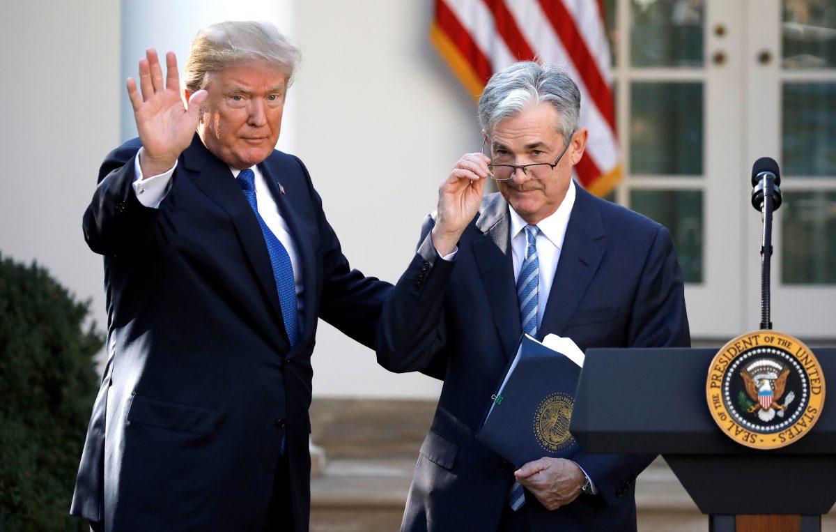 Trump Fed