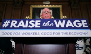 Budget Deficit Will Increase by $54 Billion If Congress Enacts $15 Minimum Wage: CBO
