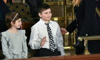 Boy Bullied for Sharing President Trump's Last Name Gets Invited to The White House