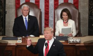 Trump Calls for Unity Over Partisanship to Achieve American Greatness