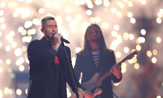 Maroon 5 Dig Deep and Donate Entire $500,000 Super Bowl Earnings to Children's Charity