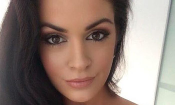 Alli MacDonnell, 37, has been described as one of Ireland's top models, and she was signed with Andrea Roche's AR Model Agency. (Facebook / selfie)