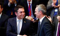Macedonia Signs Accord to Join NATO