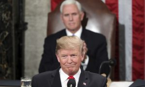 Trump Highlights Former Inmates Alice Johnson, Matthew Charles During State of the Union