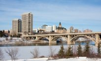 Saskatoon, Saskatchewan Smashes Cold Record on Feb. 6