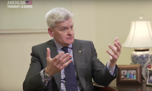 Exclusive: Senator Dr. Bill Cassidy on How Cartel Money Can Fund the Border Wall—American Thought Leaders