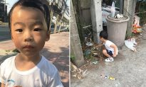 Son Refuses to Go to School, So Parents Agree with 1 Condition: Pick Up and Sell Trash