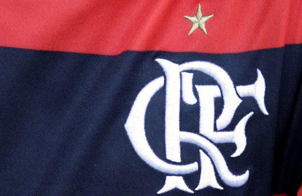 The emblem of Flamengo