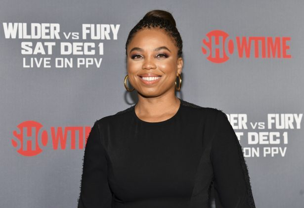 Jemele Hill at Staples Center in Los Angeles, California on Dec. 1, 2018.(Rodin Eckenroth/Getty Images)