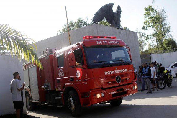 soccer club Flamengo deadly fire