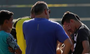 Fire at Brazilian Soccer Team Complex Leaves 10 Dead, 3 Hurt