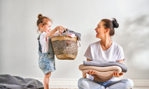 Spring Cleaning: 5 Ways to Get Your Children to Help Out at Home