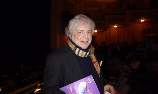 Company President Captivated by Spirit of Shen Yun's Dancers