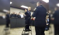 6-Year-Old Girl with Cancer Sworn in as Honorary Police Officer