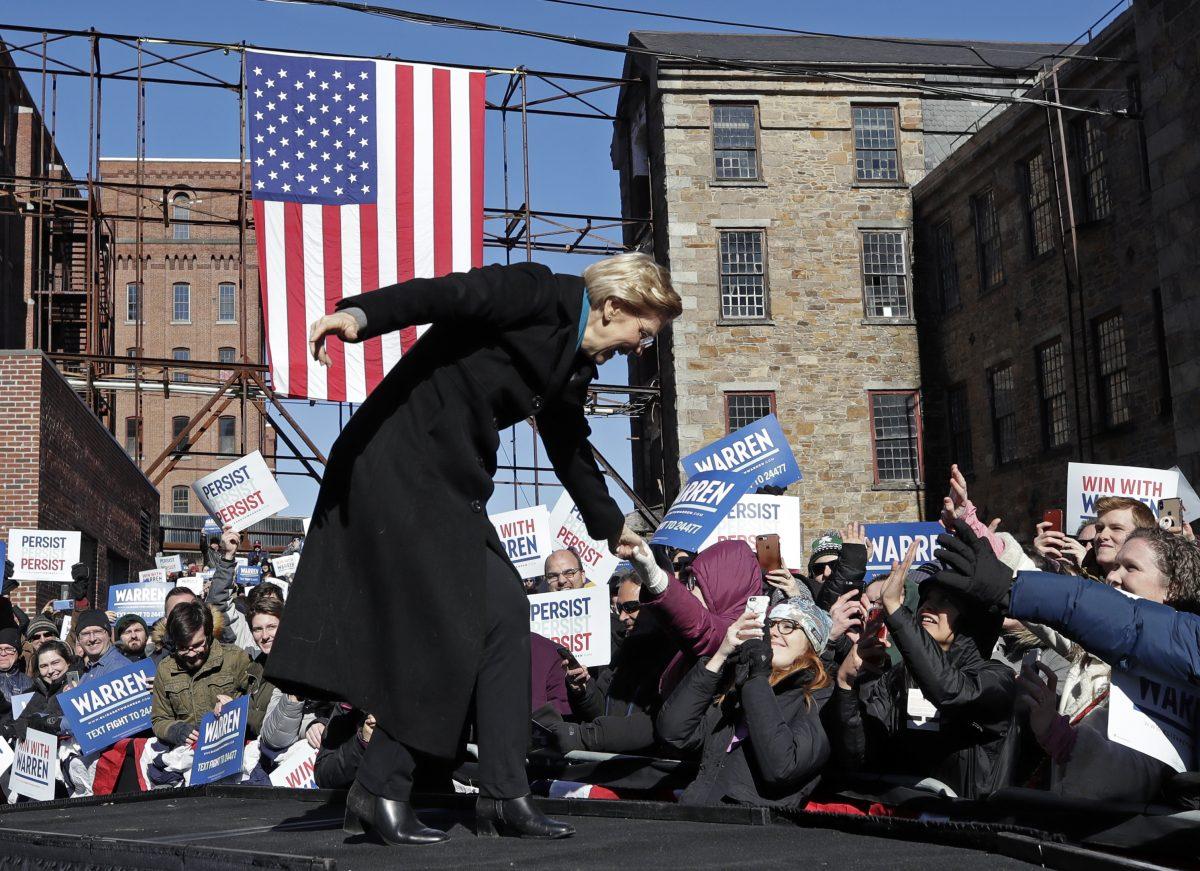 Elizabeth Warren 2020 Campaign
