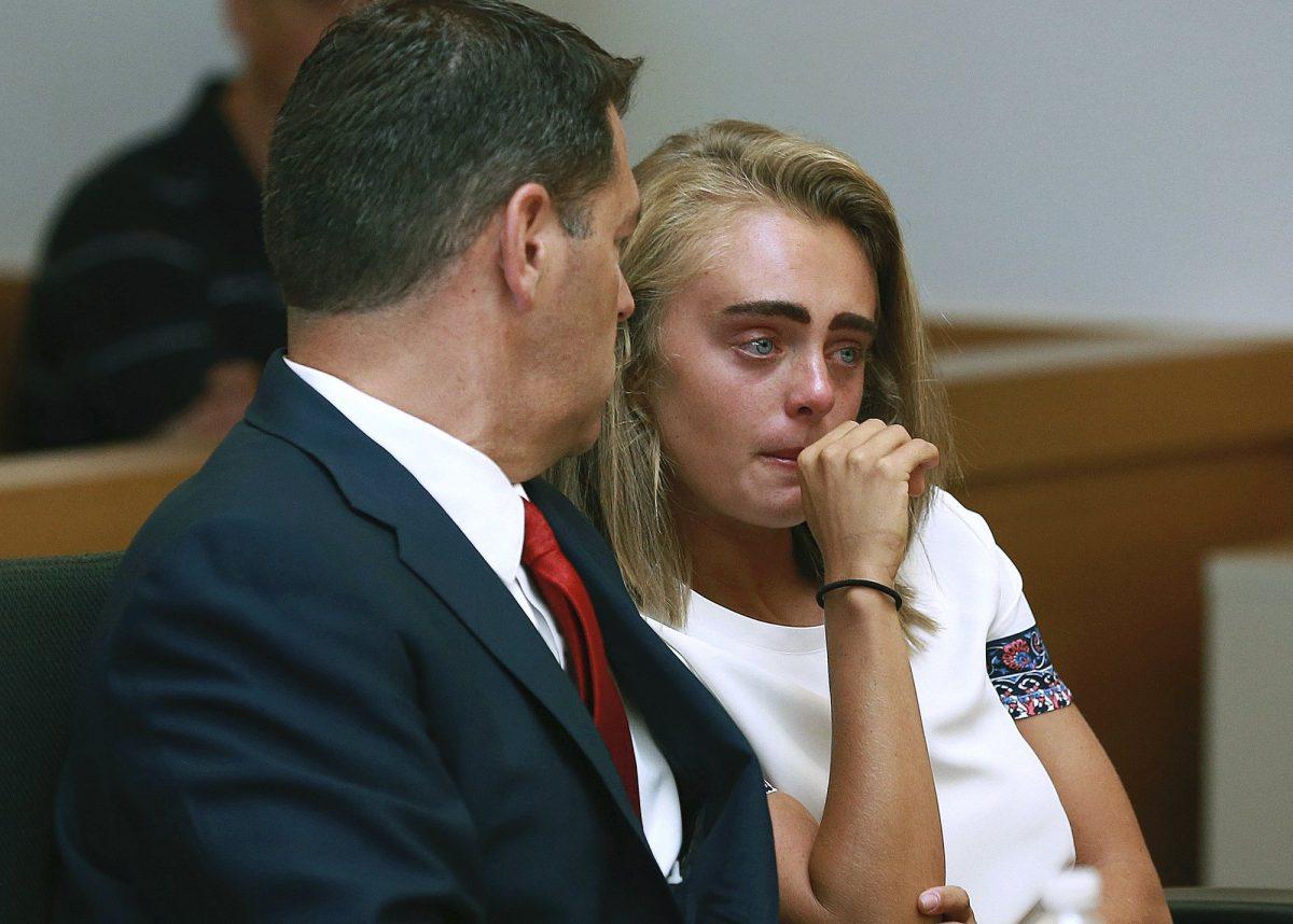 MA  woman who encouraged boyfriend to kill himself denied parole
