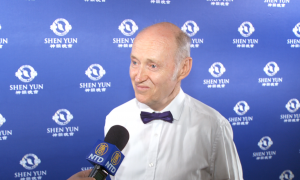 Shen Yun Is Important To Share With The World, Company Boss Says