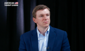 James O'Keefe on the Power of Media, and the Public's Right to Know at Any Cost—American Thought Leaders