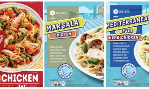 Nearly 100,000 Pounds of Frozen Chicken Meals Recalled Due to Undeclared Allergens