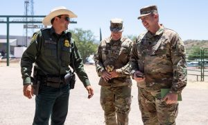 New Democratic Governors Pulling Most Troops From Border in California, New Mexico