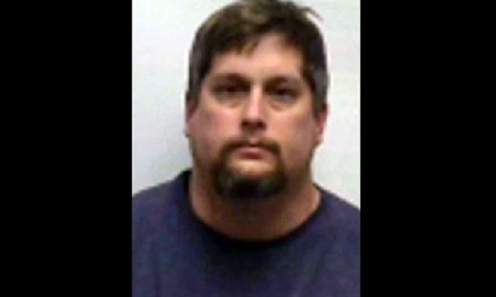 Stephen Kinder killed himself on Feb. 7, 2019, after being arrested and charged with animal cruelty, police departments in Tennessee and Georgia said. (Cleveland Police Department)