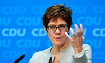 Germany's New Conservative Leader Distances Herself From Merkel's Migration Legacy
