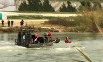 U.S. Border Patrol Rescues Honduran Family From Drowning