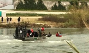 U.S. Border Patrol Rescues Honduran Family From Drowning