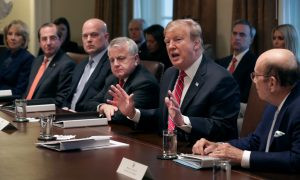 Trump Says He Is 'Extremely Unhappy' With Border Deal