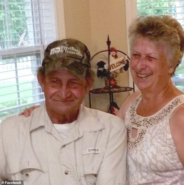 slain couple Carlos and Lynda Delaney