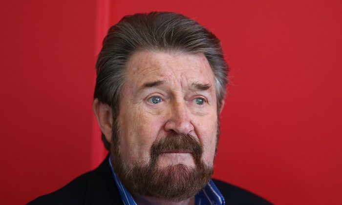 Senator Derryn Hinch of Derryn Hinch's Justice Party on June 3, 2016 in Melbourne, Australia (Scott Barbour/Getty Images)