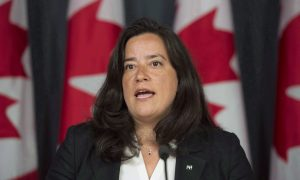 Jody Wilson Raybould Resigns From Cabinet