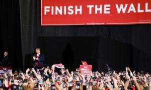 In Photos: Trump Rally in El Paso, Texas