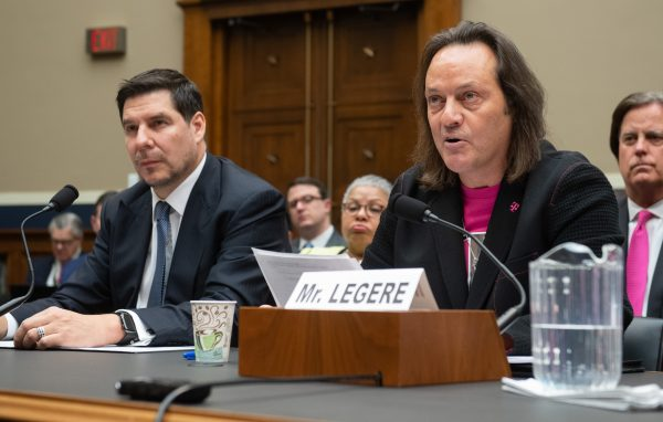 CEO and President of T-Mobile US