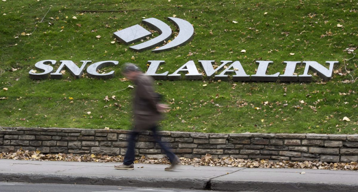 SNC-Lavalin headquarter