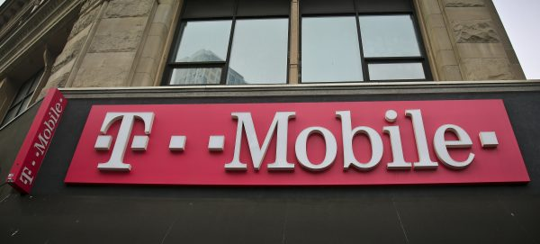 T-mobile store in NY