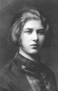 Lydia Chukovskaya in 1926