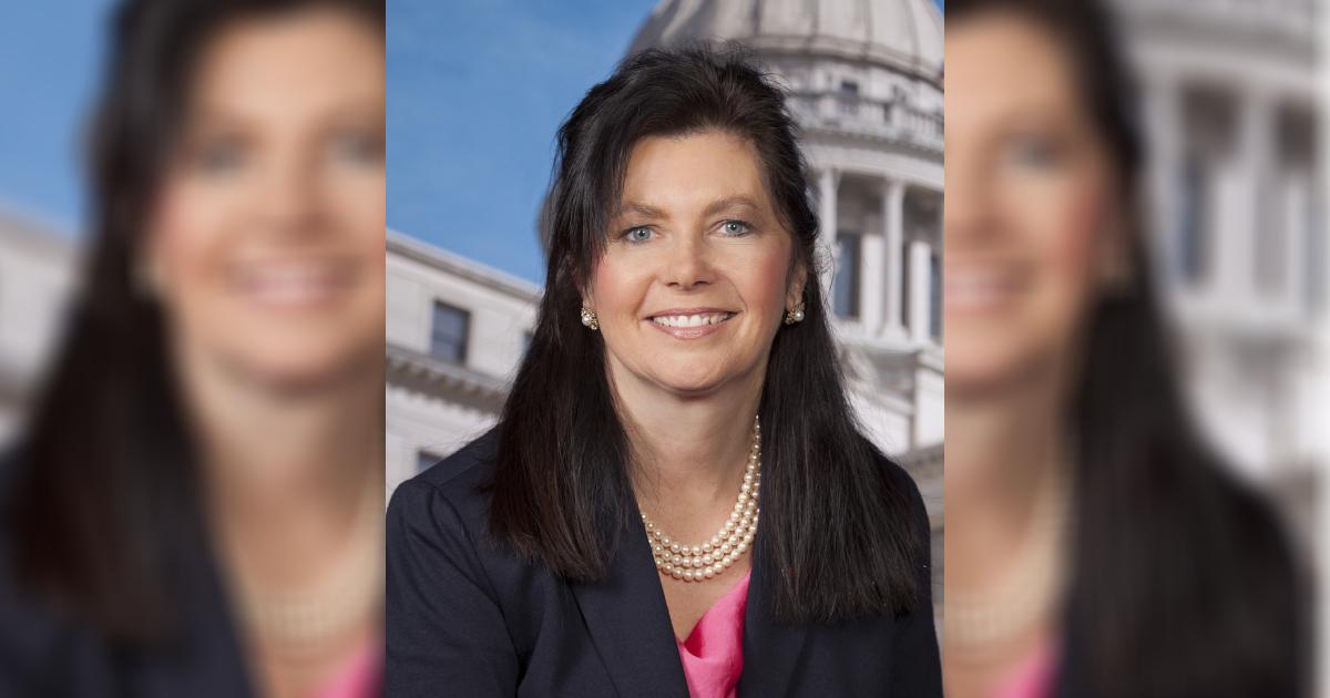 Republican Senator Angela Hill