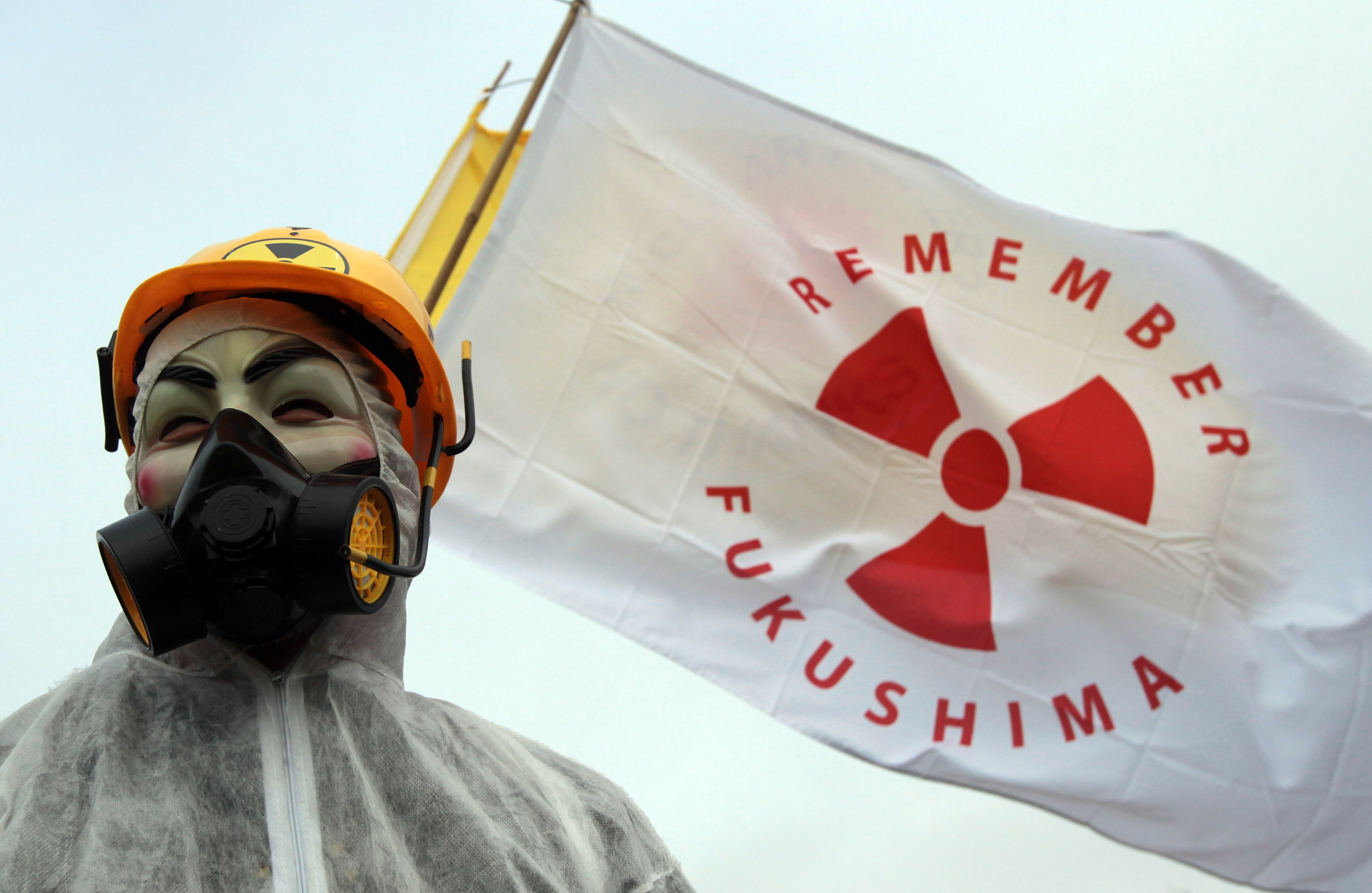 Fukushima Nuclear Waste Bags Swept Away During Typhoon Hagibis: Reports