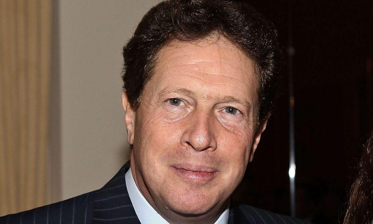 Former British Ambassador Sir Nigel Sheinwald