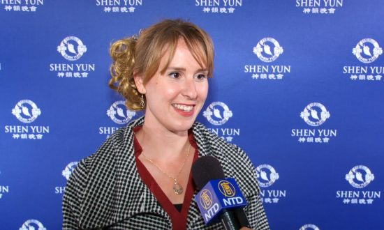 Shen Yun 'Reminds people of the beauty of classical art'
