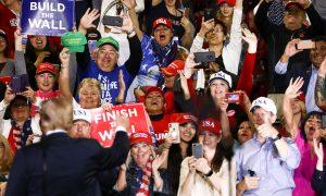 Half of Texas Rally Registrants Were Democrats, Trump Campaign Manager Says