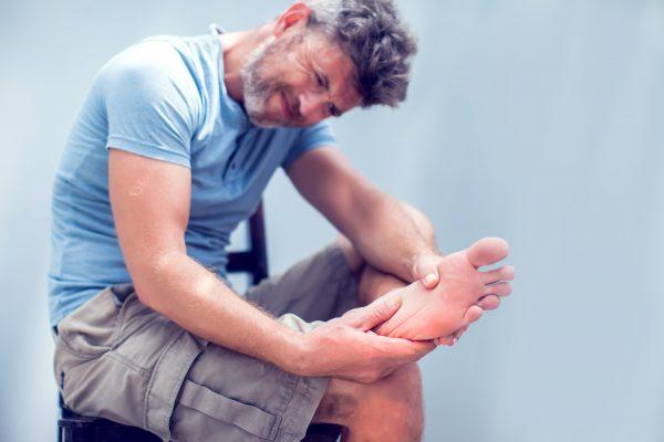 Foot cramps