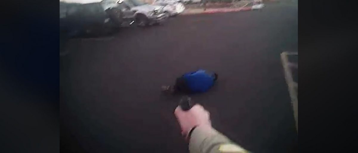 bodycam shooting