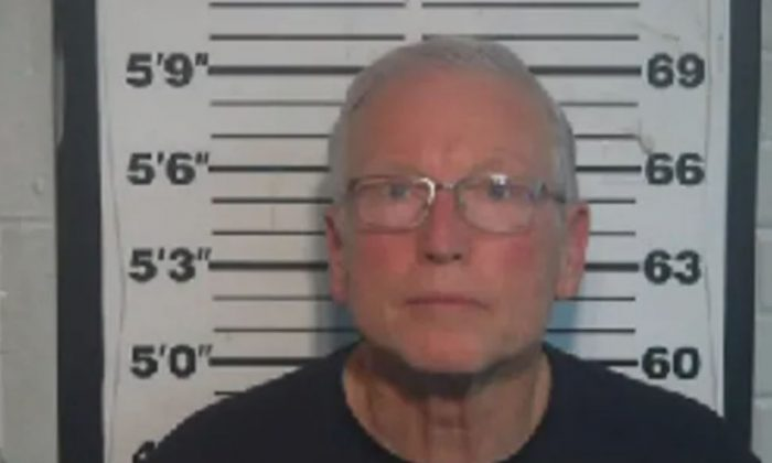 Max Benson Calhoun, 67, was indicted on a first-degree murder charge in the March 1973 murder of John Constant Jr. in Monroe County, Tenn. (Monroe County Sheriff's Office)