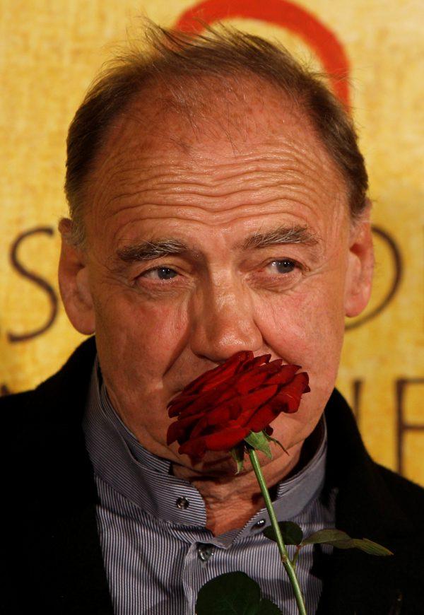 Swiss actor Bruno Ganz