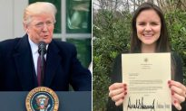 Alabama Woman With Brain Tumor 'Honored' When President Trump sent her a personal letter